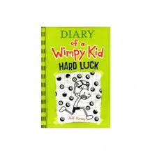 Diary of a Wimpy Kid: Hard Luck: 8 Book Review and Ratings