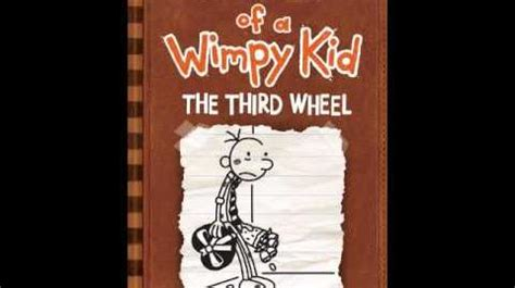 Diary of a wimpy kid hard luck book report