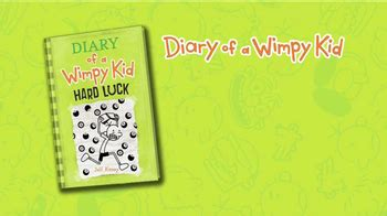 Diary of a Wimpy Kid: Hard Luck book & CD - penguincouk