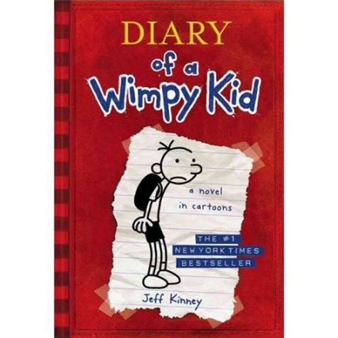 Book review: Diary of a Wimpy Kid: Hard Luck - Jeff Kinney